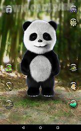 talking panda