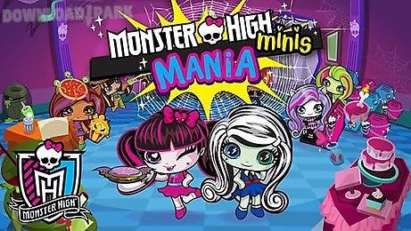 monster high: minis mania