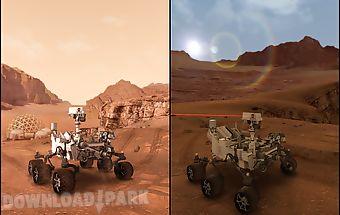 My mars space