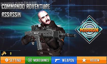commando adventure assassin