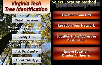 Virginia tech tree id