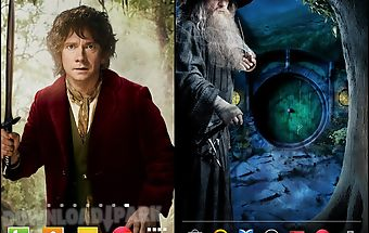 The hobbit live wallpaper