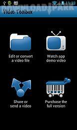 video toolbox editor (trial)