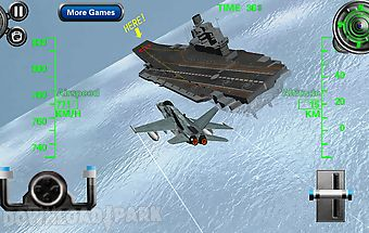 3d aircraft carrier simulator