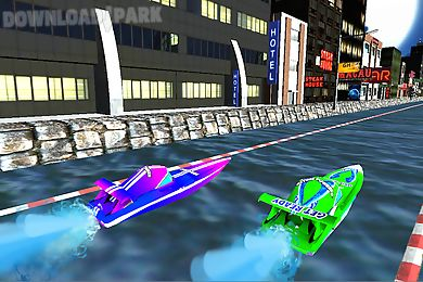 boat drag racing free 3d