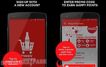Coca-cola happy shopmate