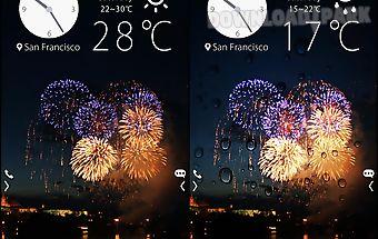 Fireworks go locker free theme