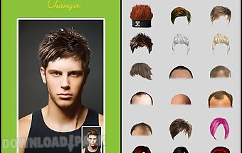Hairstyle Changer hairstyle changer photo editor screenshot 16 Hairstyle Changer