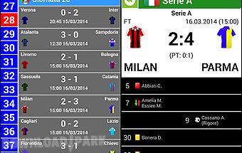 Italy a football 2016-17