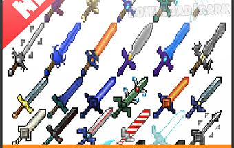 New swords mod for mcpe