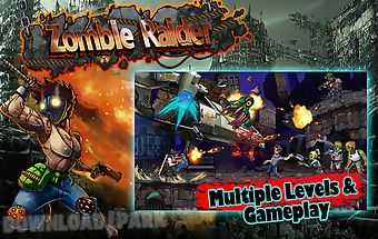 Zombie raider: halloween ed
