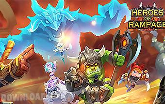 Heroes of rampage!