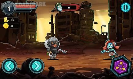 heroes vs zombies