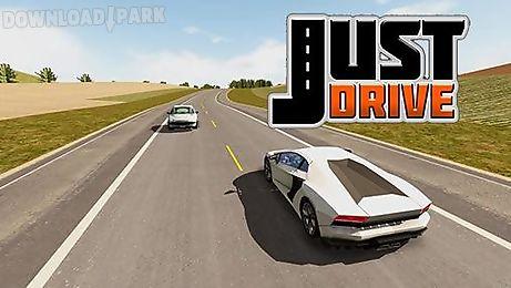 just drive simulator