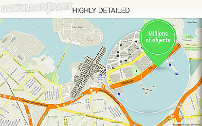 maps.me: offline mobile maps