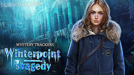 mystery trackers: winterpoint tragedy. collector's edition
