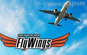 Passagierflugzeug Simulator