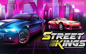 Street kings: drag racing