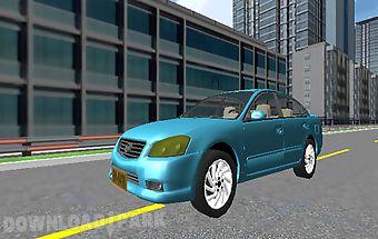 Car challenge 3d