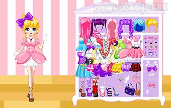 Dress up manga wardrobe