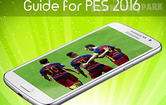 Guide for pes 2016