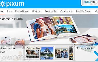 Pixum photo book