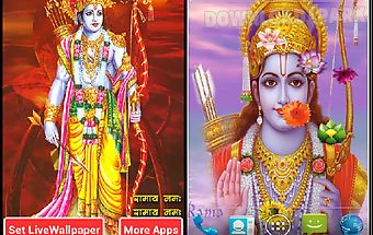Shree ram hd live wallpaper
