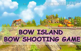 Bow island: bow shooting game