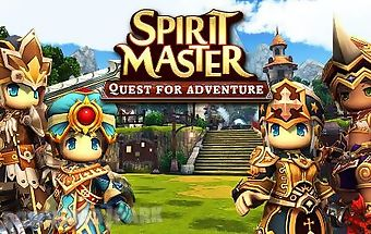 Spirit master: quest for adventu..