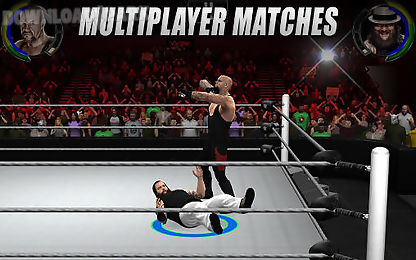 WWE 2k17 APK OBB (OFFLINE) Android Game Download