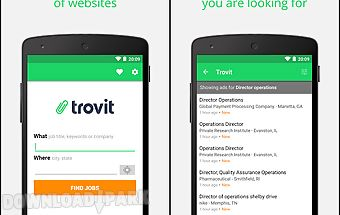 Find job offers - trovit jobs