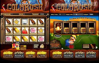 Gold rush slot machine hd