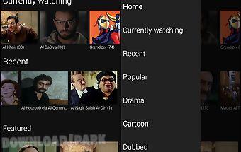 Istikana - arabic film & tv
