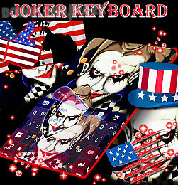 Joker keyboard Android App free download in Apk