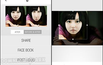 Liquid photo editor