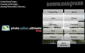 Photo editor ultimate free