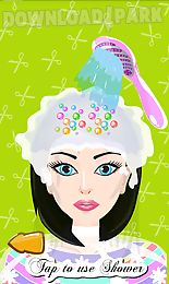 princess hair dress up salon