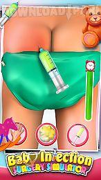 baby injection simulator