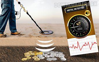 Gold metal detector