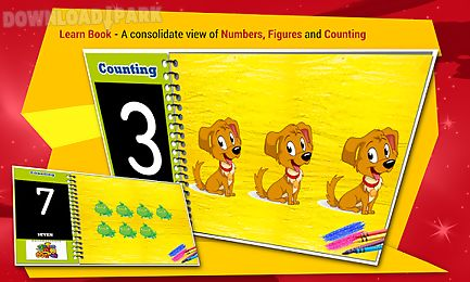 kids learn number train free