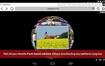 Photon flash player & browser