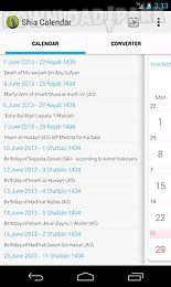 shia calendar