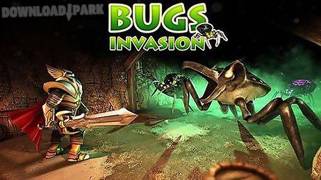 bugs invasion 3d