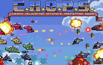 C.h.o.p.s.: combat helicopter of..