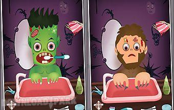 Crazy monster care