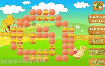 Egg hatch-puzzle games