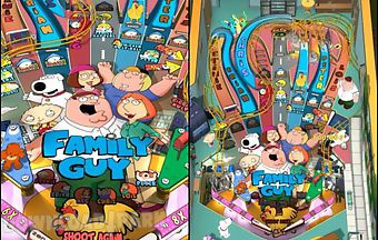 Family guy pinball deep