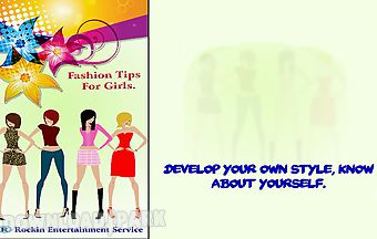 Fashion tips for girl