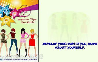 Fashion tips for girl