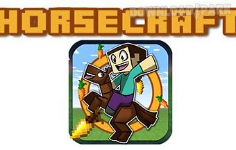 Horse craft: minecraft runner